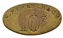 10 cent  O. French